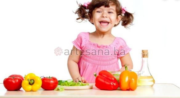 Koliko je djetetu hrane dovoljno?