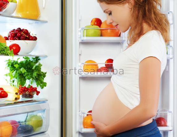Kako se hraniti tokom trudnoće?