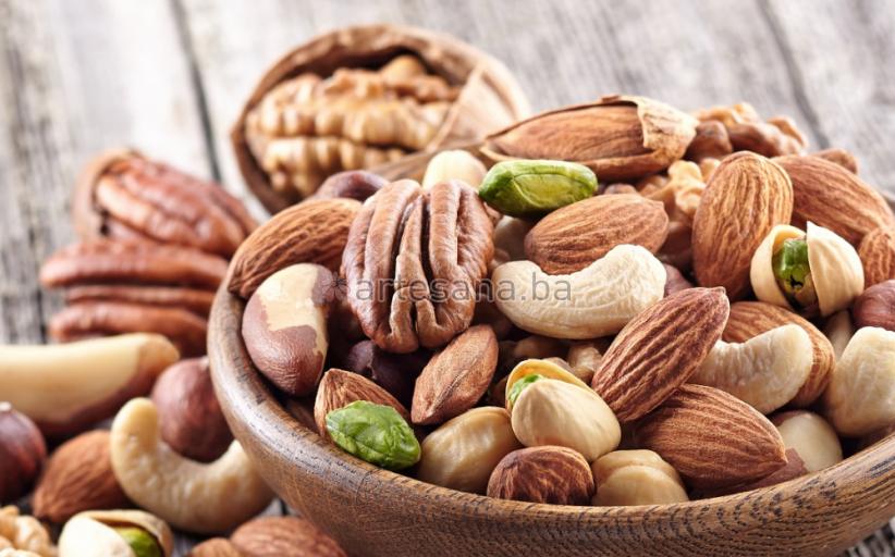 Konzumiranje orašastih plodova u trudnoći pospješuje djetetove kognitivne sposobnosti?!